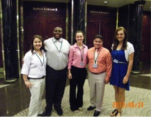 Cover photo for Hoke County 4-H Youth Attend NCACC Youth Summit